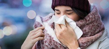 Erkältung Immunsystem