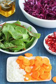 Der Salat: