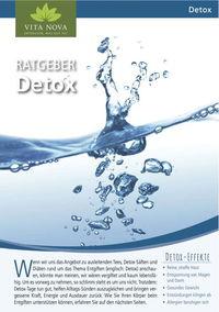 Ratgeber Detox