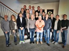 Vita Nova Gesellschafter Gruppe 2017