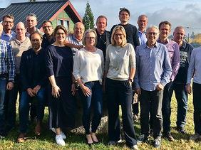 Vita Nova Gesellschafter Gruppe 2018