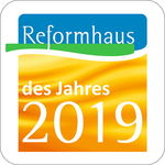 Logo Reformhaus des Jahres 2019