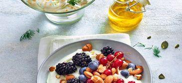 Frühstück mit Gurke und Dill - Rezepttipp von Dr. Anne Fleck