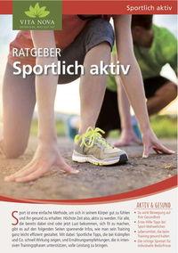 Ratgeber Sportlich aktiv