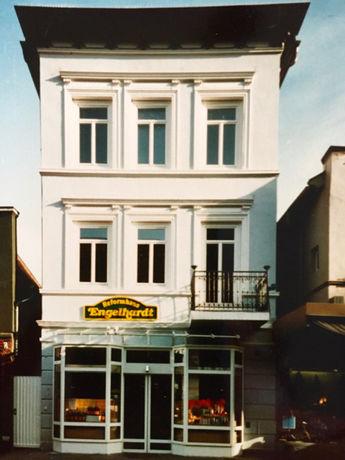 Reformhaus Engelhardt in Bergedorf