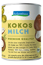 Reformhaus® - Kokosmilch