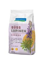 Süßlupinen-Kernies bio