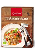 TischleinDeckDich® von P.Jentschura®