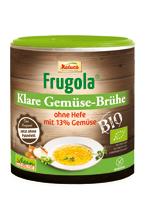 Fugola -Hefe-Gemüsebrühe